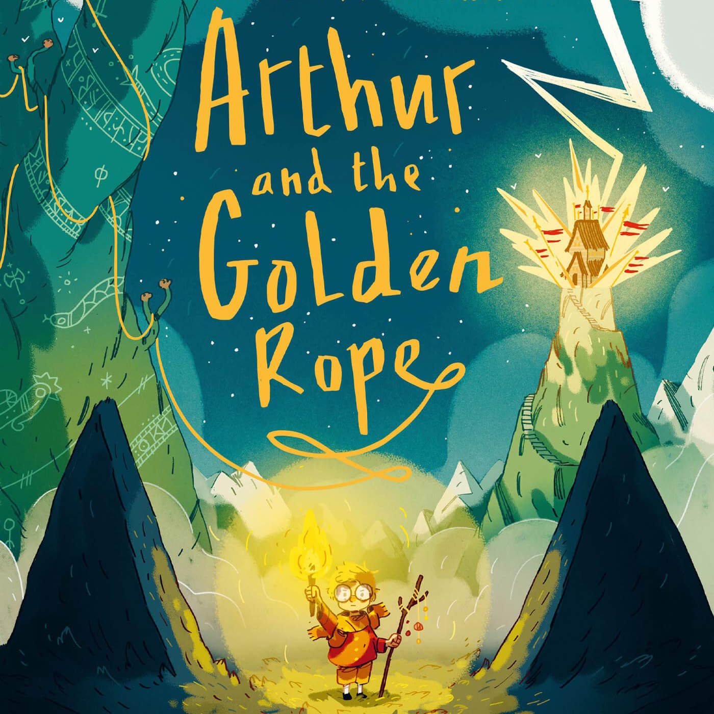 Arthur and The Golden Rope