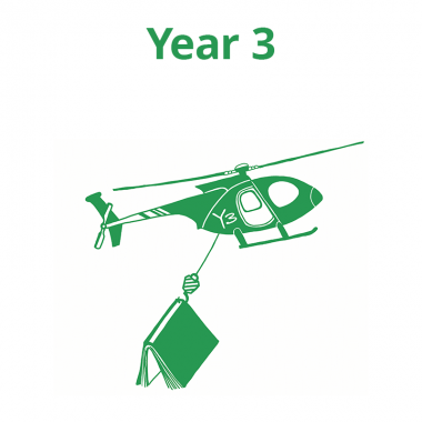 Category - Year 3