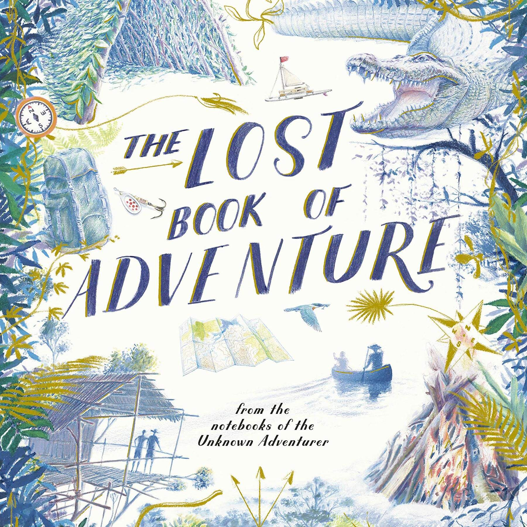 The Lost Book of Adventures