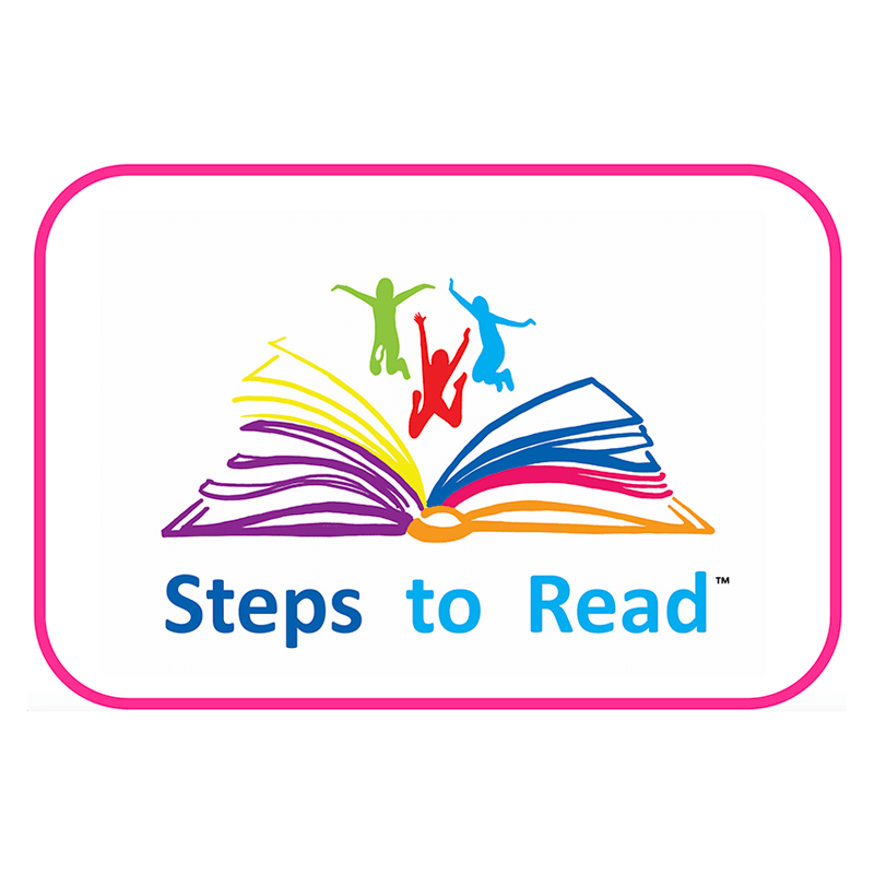 Steps to Read | Literacy Counts