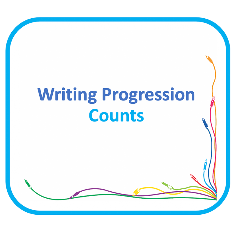 Writing Progression Counts